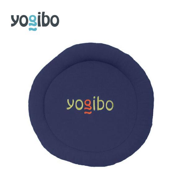 Yogibo Disc / ヨギボー ディスク / 快適すぎて動けなくなる魔法のソファ / ビーズクッション / フリスビー|yogibo