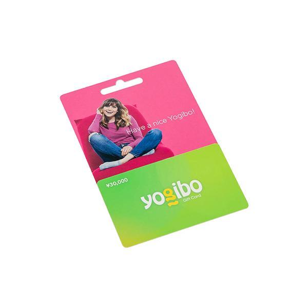 【日時指定不可】Yogibo ギフトカード(30,000円) / ヨギボー / ビーズクッション / プレゼント / 贈り物|yogibo|03