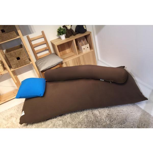【送料無料|在宅支援】Yogibo Roll Midi / ヨギボー ロール ミディ / 快適すぎて動けなくなる魔法のソファ / 抱き枕 / マタニティ / ビーズクッション|yogibo|03