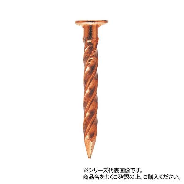 銅釘 スクリュー 平頭 12×38 1772381 送料無料