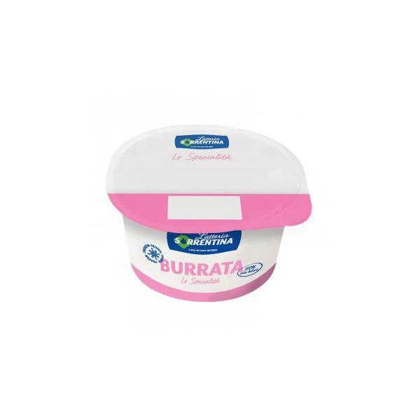 ラッテリーア ソッレンティーナ 冷凍 ブッラータ 125g 18袋セット 2040 送料無料