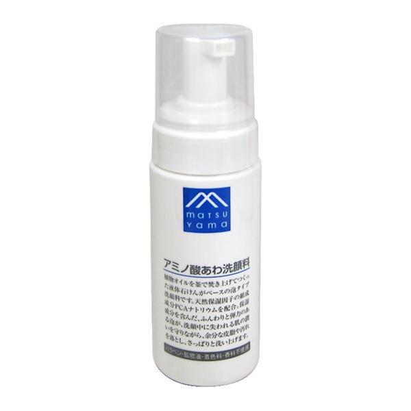 松山油脂 Mマーク アミノ酸あわ洗顔料 130mL