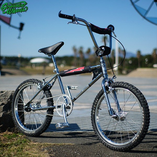 DIA COMPE OLD SCHOOL BMX TECH 3 MX121 LEVERS With MX1000 Brakes White F//R