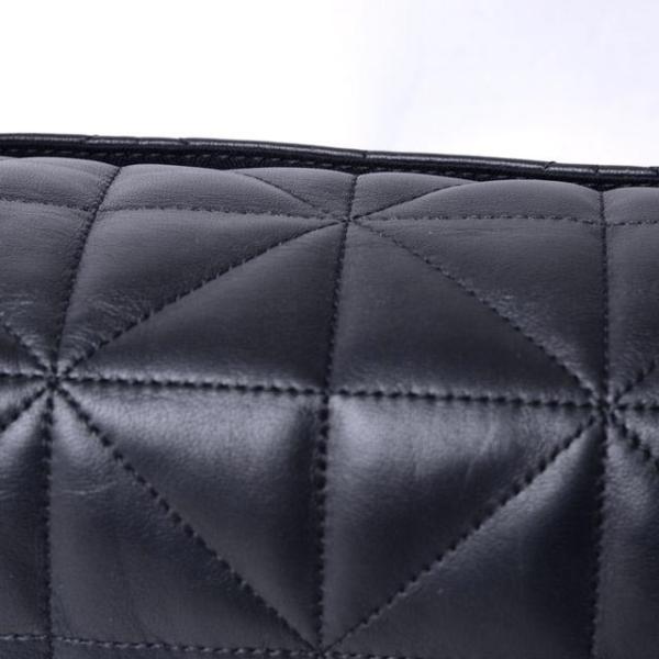 ソニアリキエル(SONIA RYKIEL) ルコパンバッグ ボンディングカーフスキン ブラック