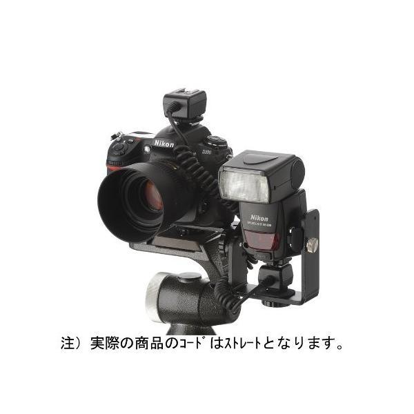 UN プロフラッシュブラケットD ニコン・キヤノン用 UNX-8111|yokobun|02