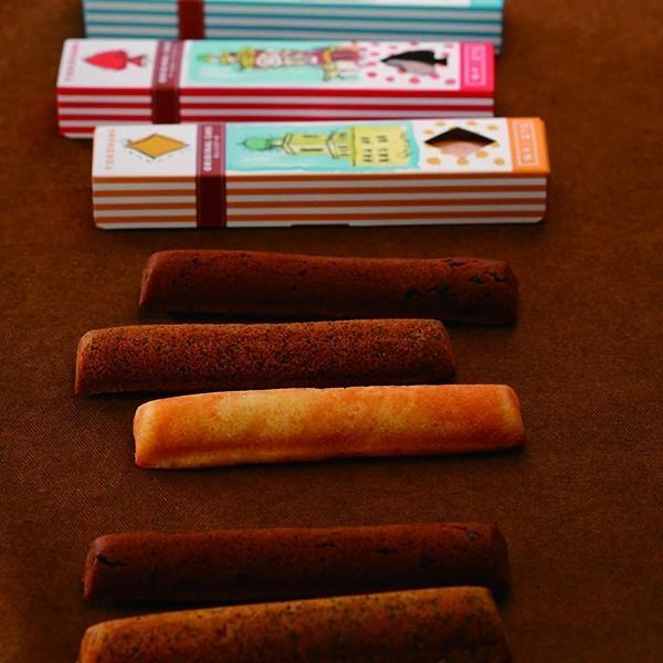 横浜土産 帰省土産 お土産 横浜三塔物語スティックケーキ 3種の本格的スティックケーキ 一つ一つ手づくり プレゼント 贈り物 ギフト yokohama-monterosa 02
