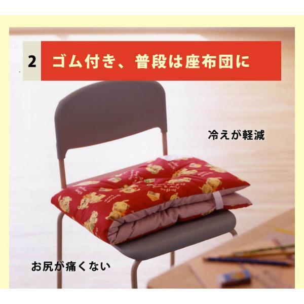 備えて安心 防災ズキン クッション兼用 小 日本製 木綿わた100% ふっくら 弾力 名前ラベル付き 耳穴付き 背ゴム付き 10個以上のまとめ買いで値引きあり 国産|yokohamashingu|11