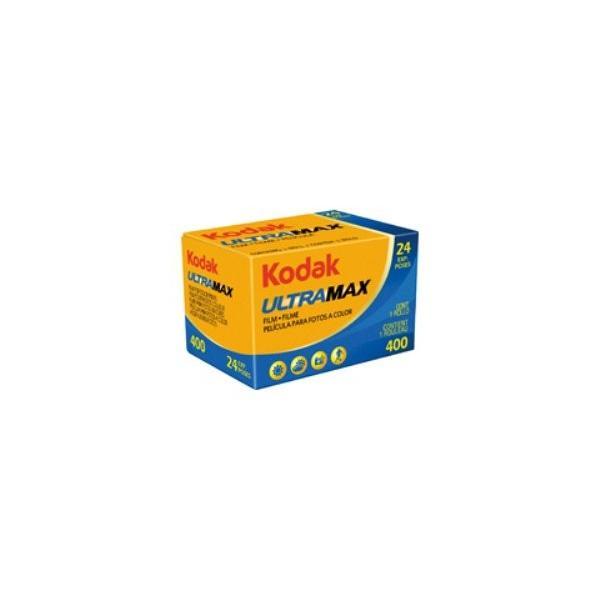 コダック UltraMAX400 24EX UltraMAX400 135 24枚撮リの画像