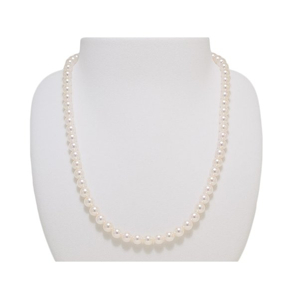 6.0m〜6.5mm あこや真珠 ネックレス|yokota-pearl|02