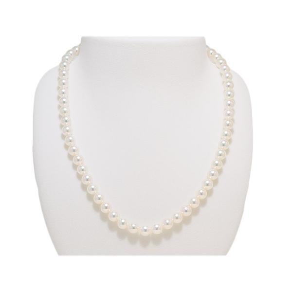 7.0mm〜7.5mm オーロラ天女鑑別書つき あこや真珠 ネックレス イヤリングまたはピアス 2点セット|yokota-pearl|02