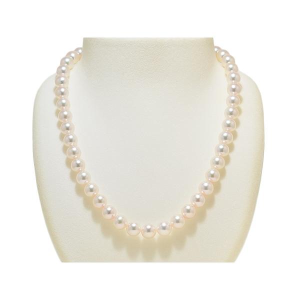 オーロラ天女鑑別書付き あこや真珠9.0mm〜9.5mmネックレス&9.1mmイヤリングまたはピアス2点セット|yokota-pearl|02
