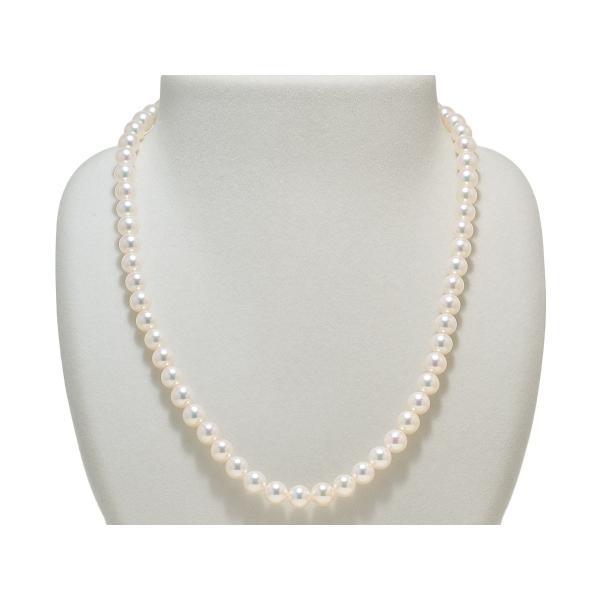 オーロラ天女鑑別書つき あこや真珠ネックレス 6.5mm〜7.0mm イヤリングまたはピアス7.2mm 2点セット|yokota-pearl|02