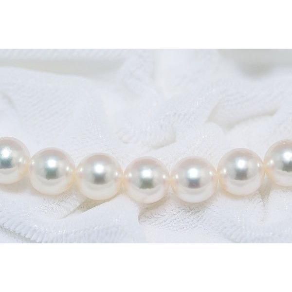 あこや真珠ネックレス8.0mm〜8.5mm 2点セット オーロラ天女鑑別書付き|yokota-pearl|04