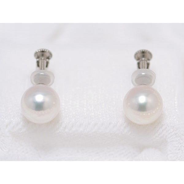 あこや真珠8.5mm〜9.0mmネックレス&8.6mmイヤリングまたはピアス2点セット オーロラ天女鑑別書付き|yokota-pearl|03
