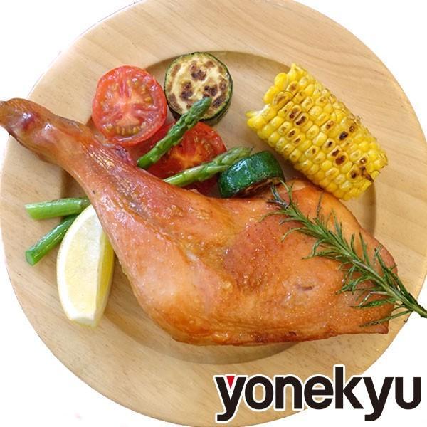 <蔵出しセール>阿波尾鶏のローストチキン 1本 骨付きもも ローストレッグ 鶏肉 地鶏 バレンタインデー ディナー お取り寄せグルメ 人気 2020 ご飯のお供 お肉|yonekyu|10