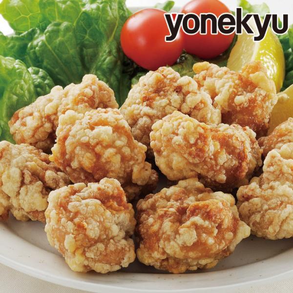 クリスマス ディナー オードブル さっくり鶏もも竜田揚げ1kg パーティー お取り寄せグルメ 人気 2019 ご飯のお供 唐揚げ から揚げ 温めるだけ 業務用 冷凍食品|yonekyu