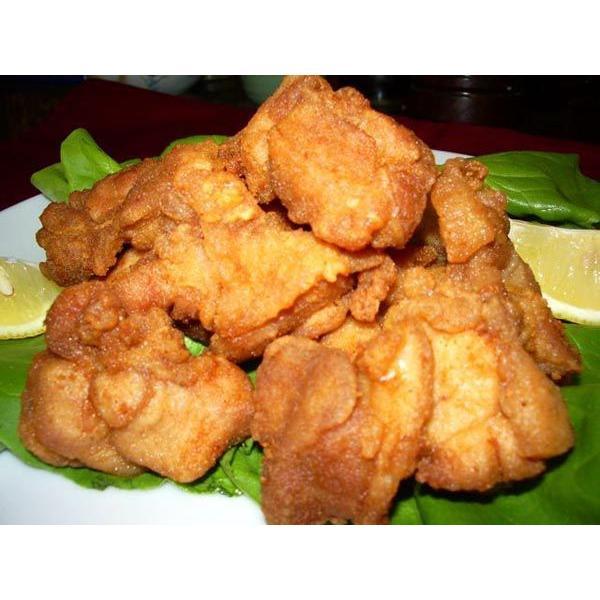 唐揚げ用若鶏もも肉 1枚分(10切れ 総量 約300g)