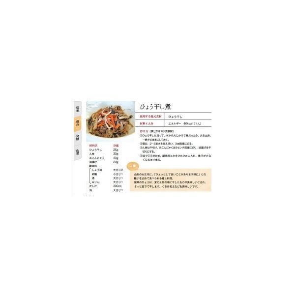 保存食・発酵食 おきたま伝承料理集つなぐ yonezawarekishi 02