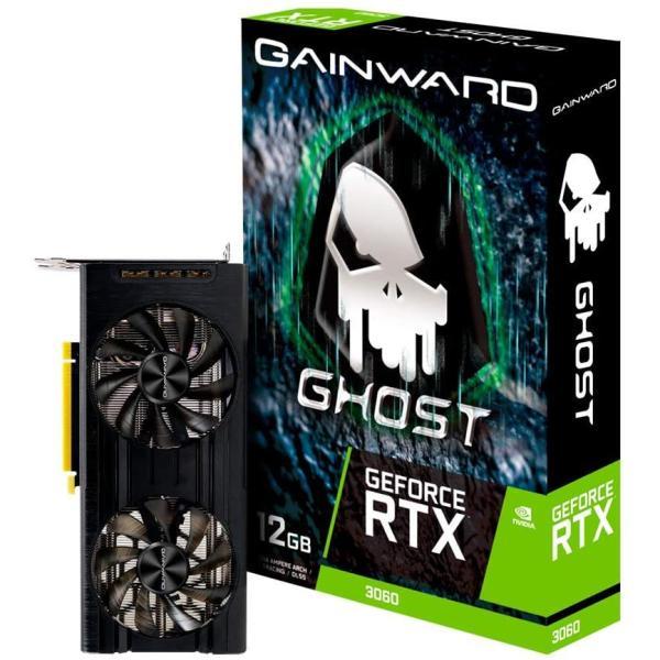 GAINWARDGeForceRTX3060GHOST12GGDDR6グラフィックスボードNE63060019K9-190A