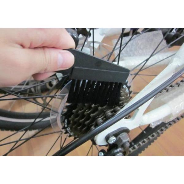 【ブラシ2本付きセット】自転車チェーンクリーナー  チェーンお掃除セット  洗浄 メンテナンス 簡単|yorokobiya|08