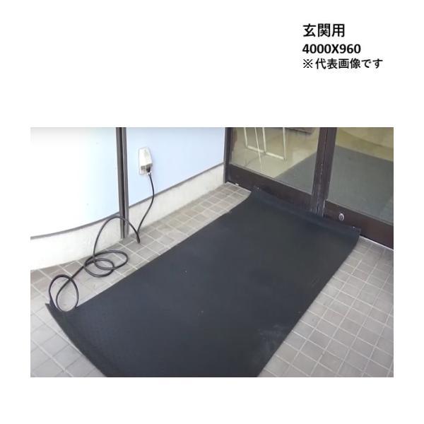 融雪マット 玄関用 TYG-400-...