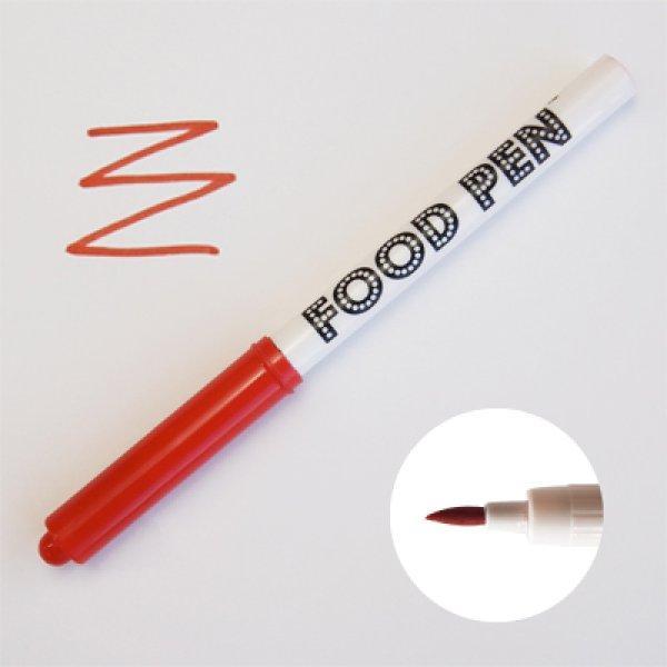 フードペン 赤 レッド
