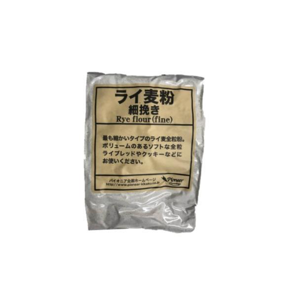 ドイツ産 ライ麦粉 500g