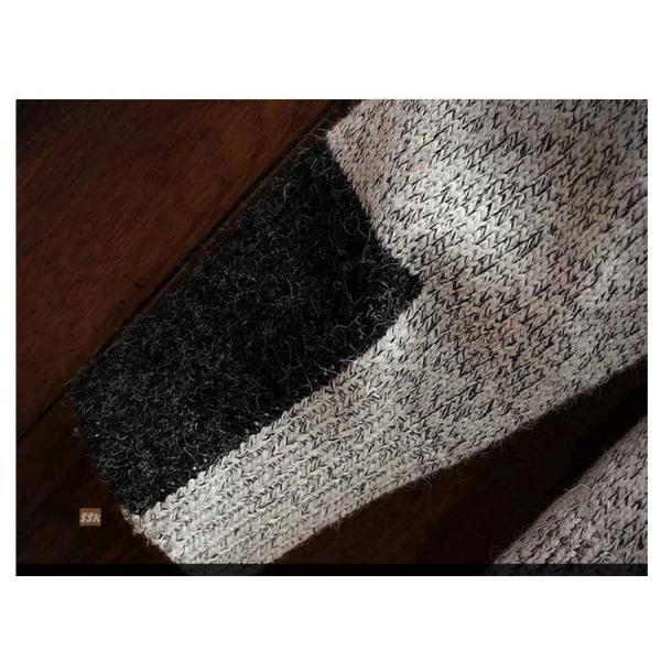 ニット メンズ ニットセーター リブ編み セーター トップス 長袖セーター クルーネック 秋物 秋冬 あったか|yoshikootory|12