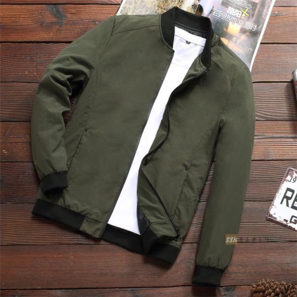 MA-1 メンズ ジャケット アウター ブルゾン フライトジャケット 40代 50代 ファッション ジャンパー オシャレ|yoshikootory|04