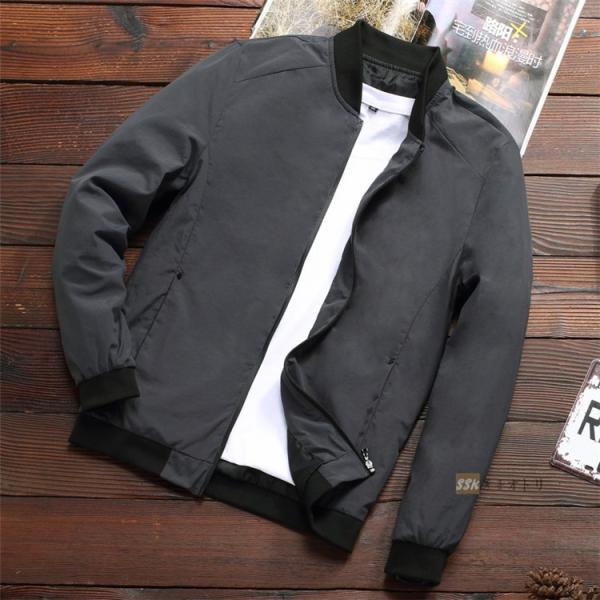 MA-1 メンズ ジャケット アウター ブルゾン フライトジャケット 40代 50代 ファッション ジャンパー オシャレ|yoshikootory|05