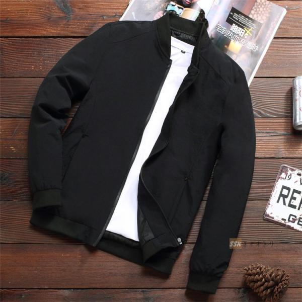 MA-1 メンズ ジャケット アウター ブルゾン フライトジャケット 40代 50代 ファッション ジャンパー オシャレ|yoshikootory|06