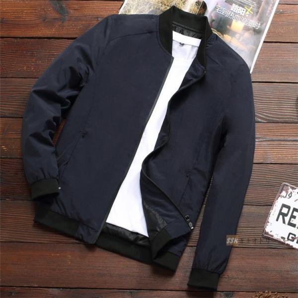 MA-1 メンズ ジャケット アウター ブルゾン フライトジャケット 40代 50代 ファッション ジャンパー オシャレ|yoshikootory|07