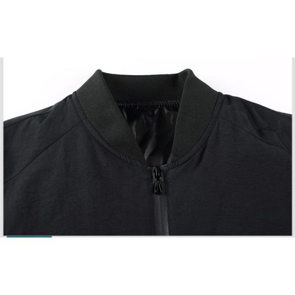 MA-1 メンズ ジャケット アウター ブルゾン フライトジャケット 40代 50代 ファッション ジャンパー オシャレ|yoshikootory|09