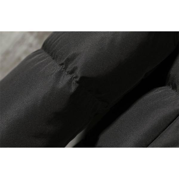 ジャケット メンズ ブルゾン アウター 秋冬 中綿ジャケット 防寒着 ジップアップ 厚手 防風 アウトドア 暖かい 保温|yoshikootory|12