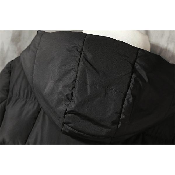 ジャケット メンズ ブルゾン アウター 秋冬 中綿ジャケット 防寒着 ジップアップ 厚手 防風 アウトドア 暖かい 保温|yoshikootory|14