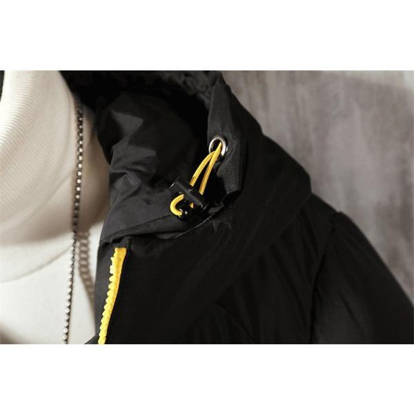 ジャケット メンズ ブルゾン アウター 秋冬 中綿ジャケット 防寒着 ジップアップ 厚手 防風 アウトドア 暖かい 保温|yoshikootory|09