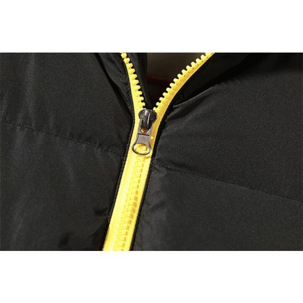 ジャケット メンズ ブルゾン アウター 秋冬 中綿ジャケット 防寒着 ジップアップ 厚手 防風 アウトドア 暖かい 保温|yoshikootory|10