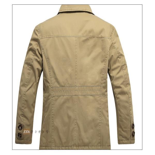 50代ファッション ミリタリージャケット ジャケット メンズ ブルゾン M65 防寒着 ボアジャケット アウター 厚手 冬服 秋冬|yoshikootory|08