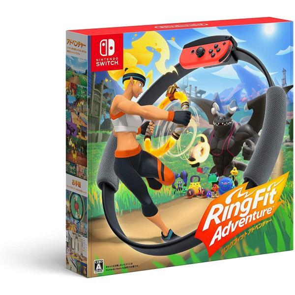 NintendoSwitchニンテンドースイッチリングフィットアドベンチャー 新品