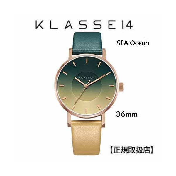 クラス14  シー オーシャン 腕時計 Sea Ocean  36MM  SE18RG003W   36mm 本革 ユニセックス [正規輸入品] (Unisex)