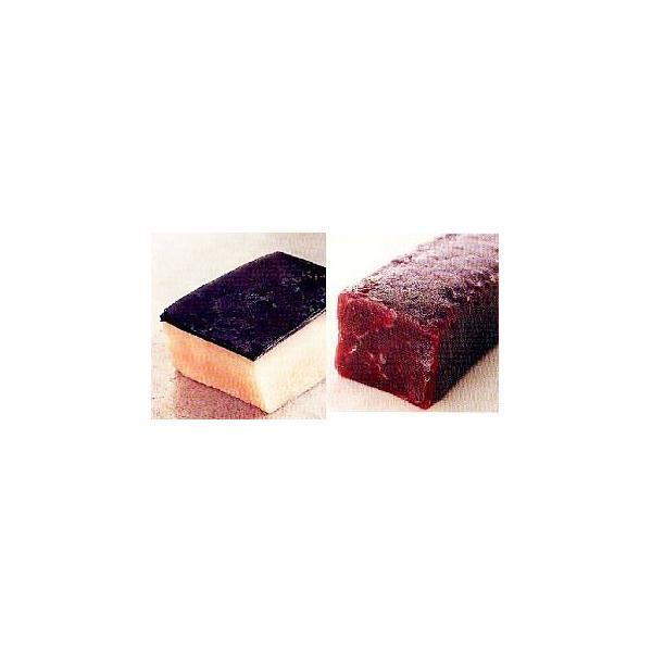 鯨 肉 「お刺身用鯨 赤身+白身セット」 お試しセット プレゼント クジラ肉 鯨肉 くじら肉 鯨料理