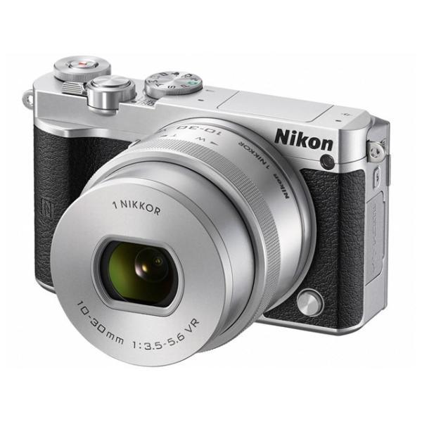 Nikon(ニコン) 『Nikon 1 J5 標準パワーズームレンズキット(J5HPLKSL)』
