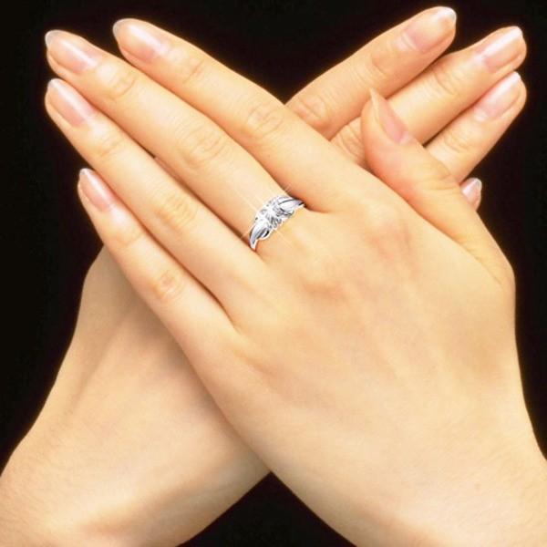 ダイヤリング 指輪エレガントリング 13号