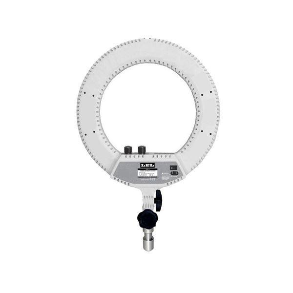 LPL LEDリングライトビューティーVLR-2400XP 白 L26857