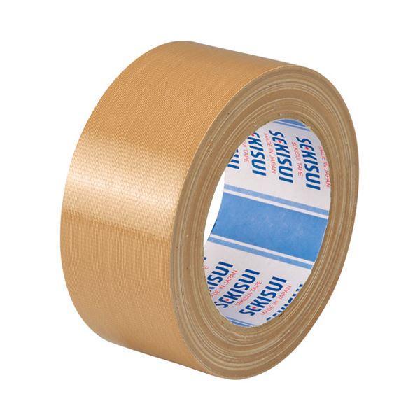 (まとめ)セキスイ 布テープ No.600V 50mm×25m 30巻 N60XV03〔×5セット〕