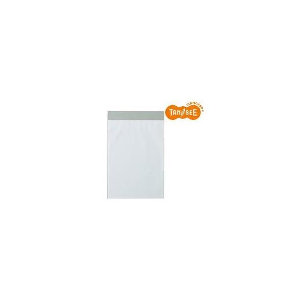 (まとめ)TANOSEE フィルム封筒(厚口) 角2 100枚入×5パック