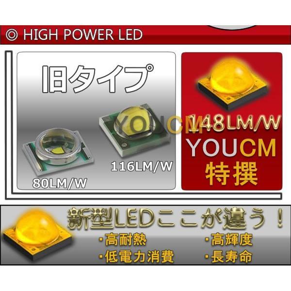 S25ダブル(BAY15d) 30W LED  ウィンカー アンバー ハイパワー 爆光[1年保証][YOUCM]|youcm|02