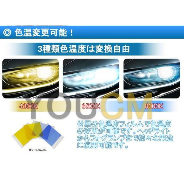 [車検対応]ZESチップ LEDヘッドライト H4 Hi/Lo オールインワン一体型 6000LmX2 細い発光 角度調整機能 DC 12v/24v [YOUCM][2年保証] youcm 06