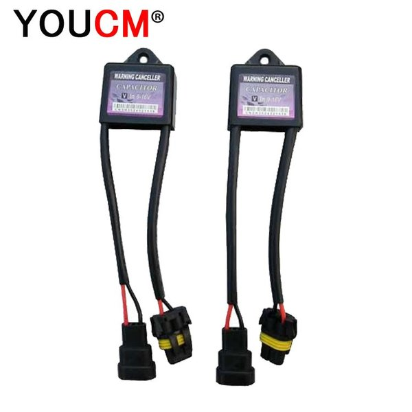 HID 12V専用 ワーニングキャンセラー玉切れ警告灯の問題解消 2個1セット[YOUCM]|youcm