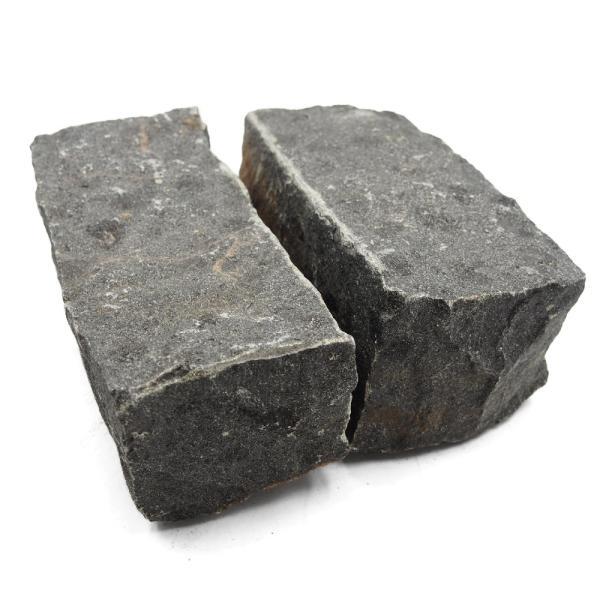 ピンコロ 黒御影石プーテン黒  90x90x190 4.6kg 6個入り|yougan